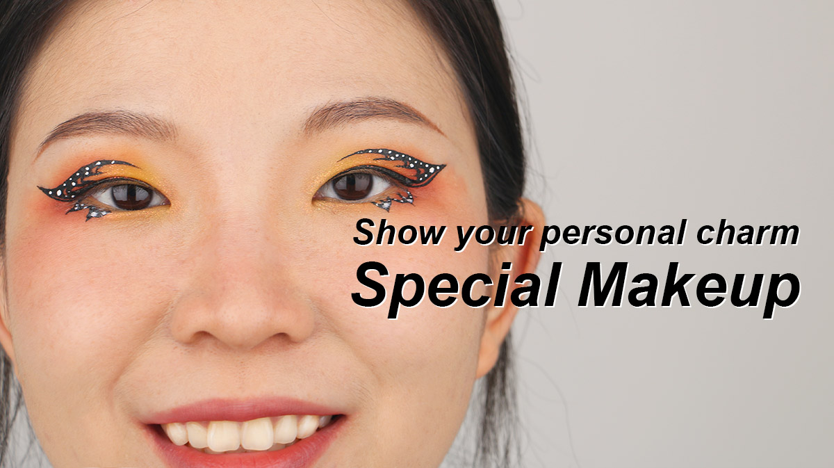 9.15 Show your personal charm—-Special Makeup